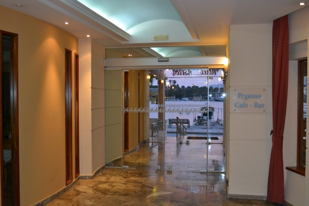 Lobby – Reception – Dining